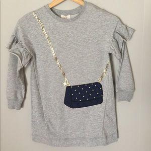 NWT Kate Spade Handbag Sweater